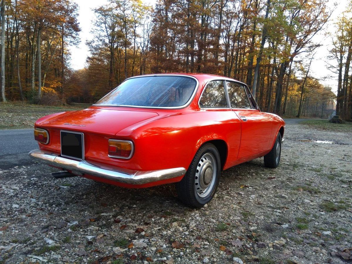 1966 Alfa Romeo Giulia Sprint GT Veloce For Sale (picture 2 of 6)