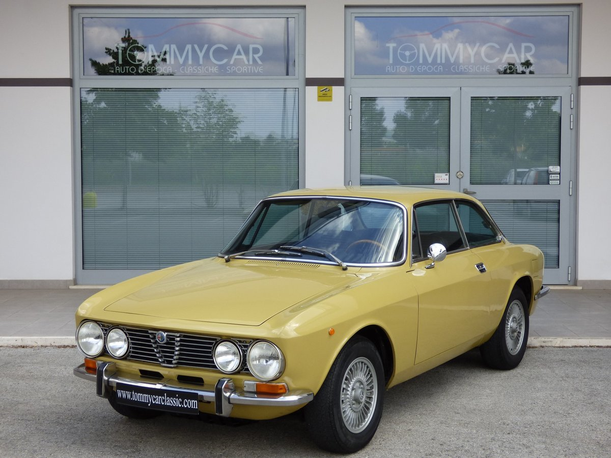 1871 Alfa Romeo 2000 Gt veloce Top conditions For Sale (picture 1 of 6)