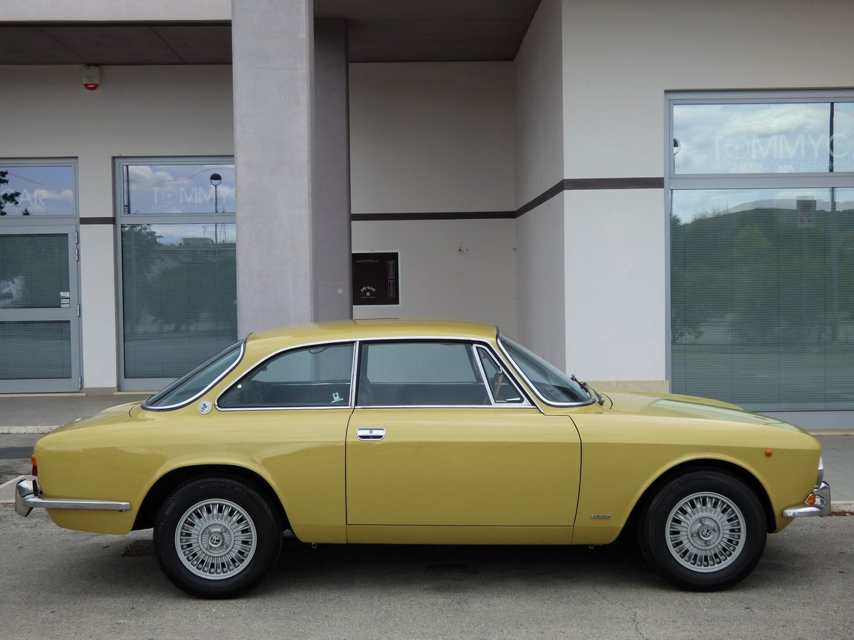 1871 Alfa Romeo 2000 Gt veloce Top conditions For Sale (picture 3 of 6)