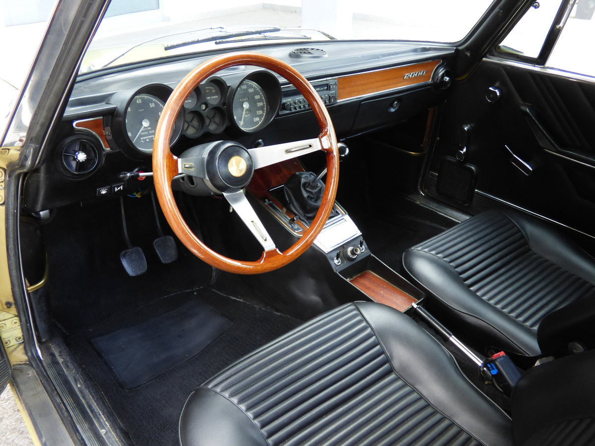 1871 Alfa Romeo 2000 Gt veloce Top conditions For Sale (picture 4 of 6)