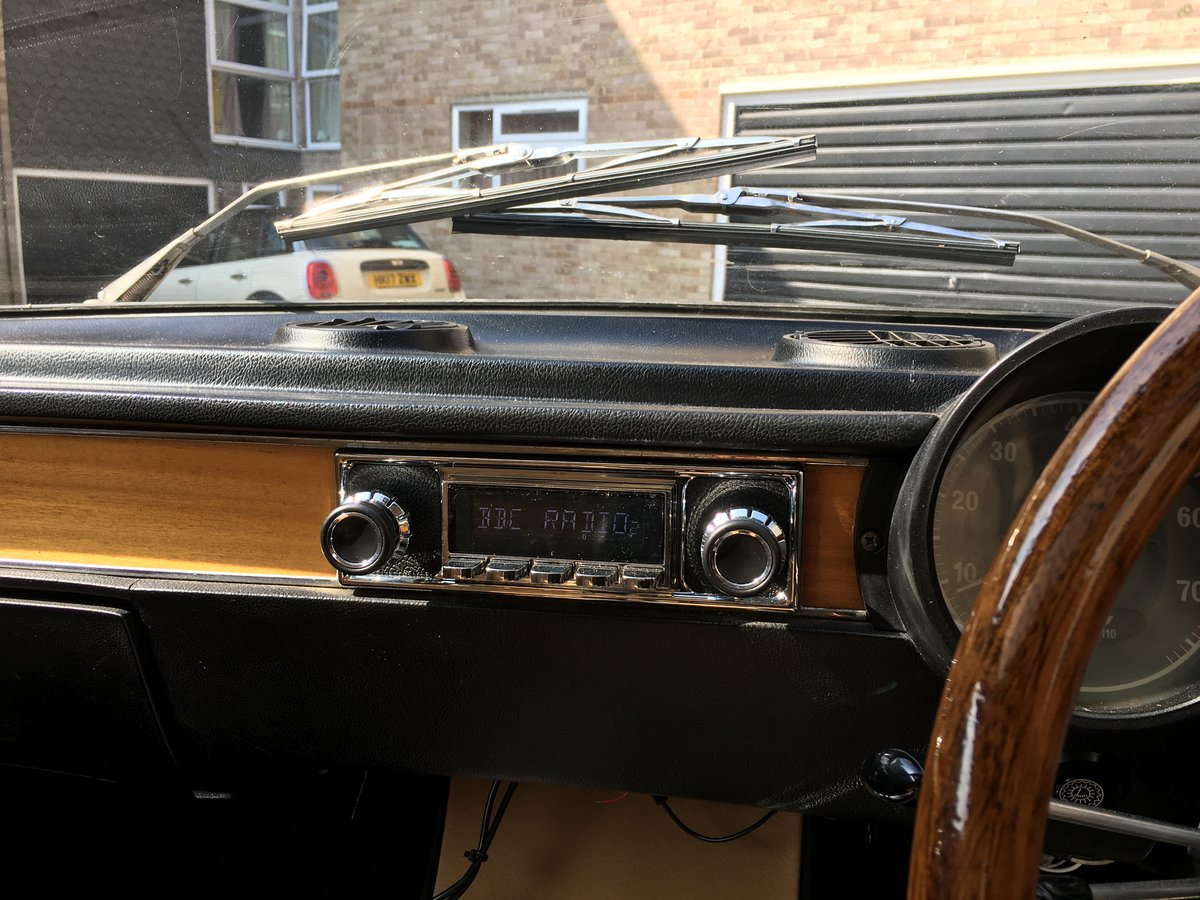 1972 NOW SOLD - Beautiful restored Bertone gtv 2000 For Sale (picture 3 of 6)