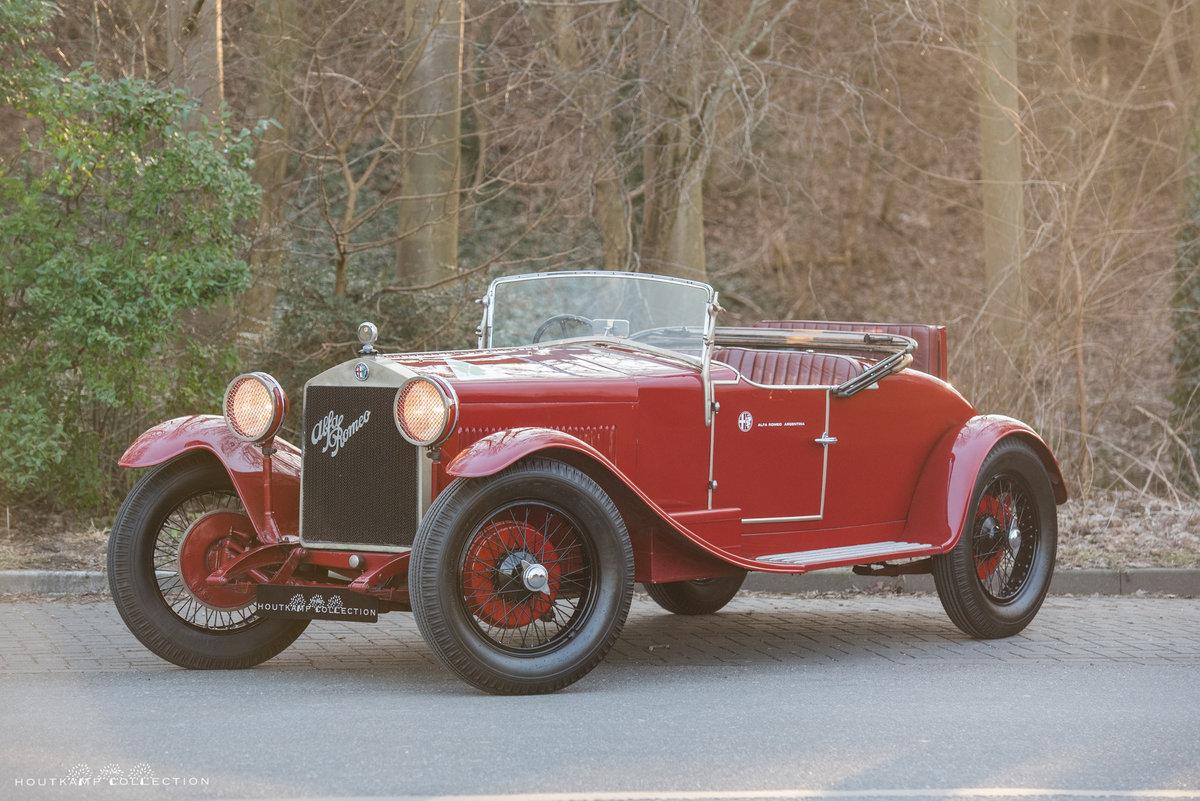 1928 ALFA ROMEO 6C 1500 For Sale (picture 1 of 6)