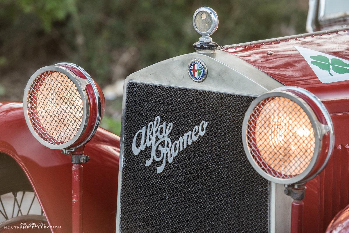 1928 ALFA ROMEO 6C 1500 For Sale (picture 3 of 6)