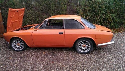 1970 Alfa Romeo 1750 GTV mk2 SOLD