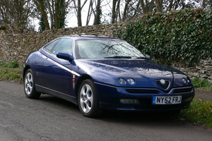 2002 Alfa Romeo GTV T-Spark Lusso For Sale by Auction