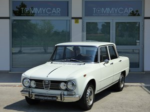 "Alfa Romeo Giulia Super 1600 "" Biscione "" 1969 For Sale"