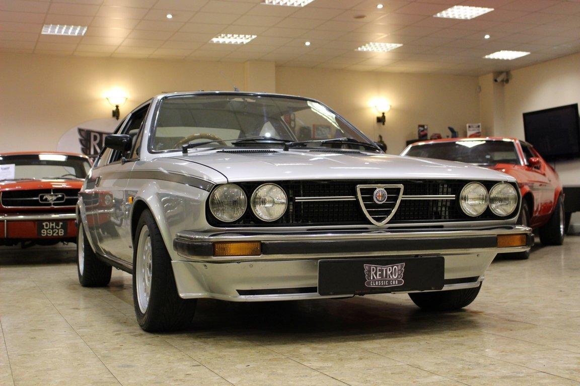 1982 Alfa Romeo Alfasud Sprint Veloce 1.5 Trofeo Edition SOLD (picture 1 of 6)