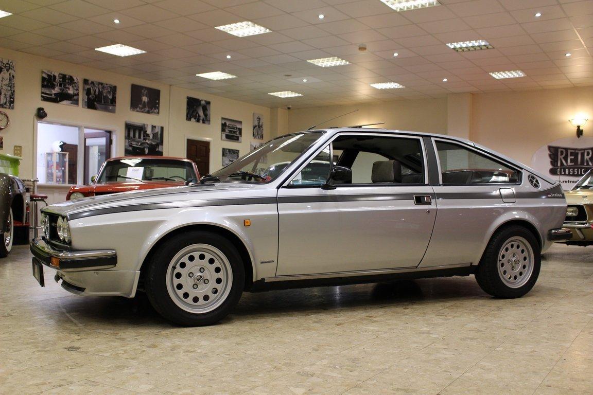 1982 Alfa Romeo Alfasud Sprint Veloce 1.5 Trofeo Edition SOLD (picture 2 of 6)