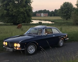 1972 NOW SOLD - Beautiful restored Bertone gtv 2000 For Sale