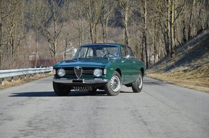 1967 - Alfa Romeo Giulia Sprint GTV For Sale by Auction
