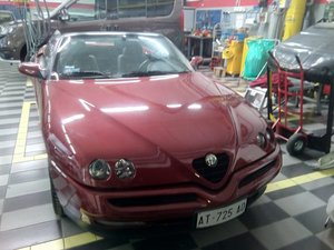 1997 ALFA ROMEO SPIDER For Sale