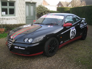 2012 Alfa Romeo GTV 3.2 Race Car