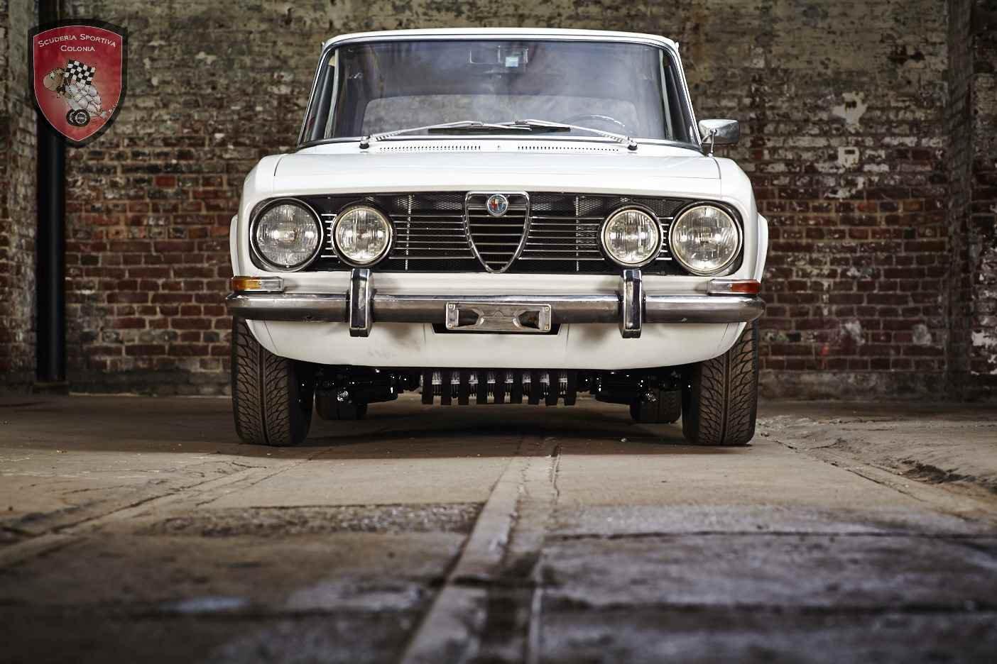1968 Alfa Romeo 1750 Berlina  For Sale (picture 1 of 6)