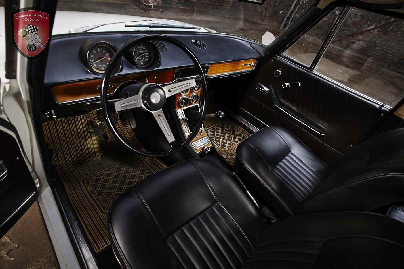 1968 Alfa Romeo 1750 Berlina  For Sale (picture 4 of 6)