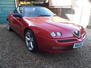 1996 Alfa Romeo GTV 2.0 Spider lusso For Sale