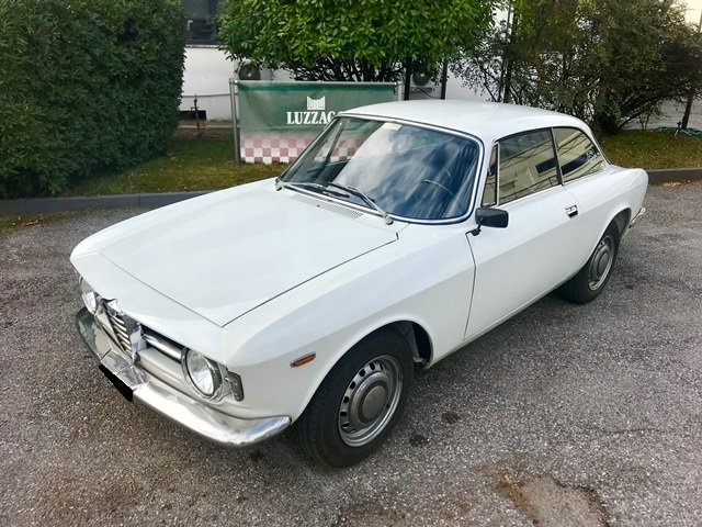 1970  Alfa Romeo - GT Junior 1300 (105.30) - STEPNOSE II S For Sale (picture 1 of 6)