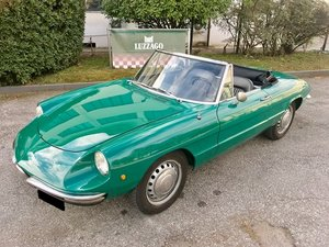 1968 Alfa Romeo - Spider 1300 Junior (105.91) - ROUNDTAIL SOLD