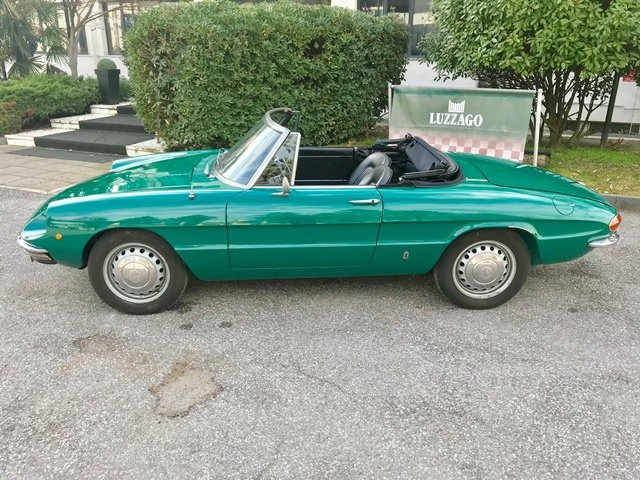 1968 Alfa Romeo - Spider 1300 Junior (105.91) - ROUNDTAIL SOLD (picture 2 of 6)
