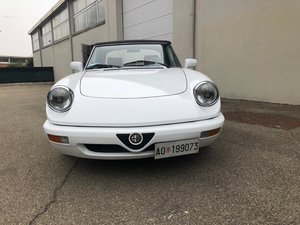 Picture of 1991 Alfa Romeo Spider Duetto quarta serie For Sale