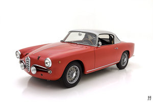 1957 ALFA ROMEO 1900 CSS COUPE For Sale
