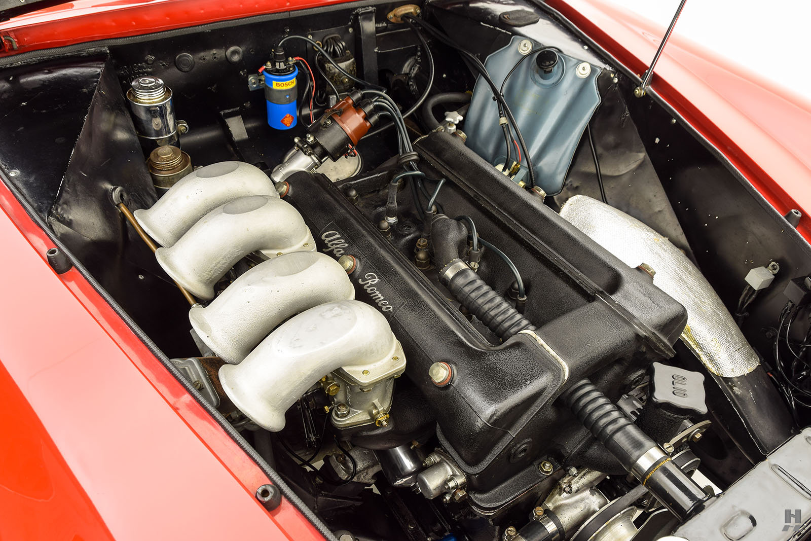1957 ALFA ROMEO 1900 CSS COUPE For Sale (picture 4 of 6)
