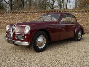 1953 Alfa Romeo 6C 2500 SS 'Super Sport' 116 ever made. For Sale