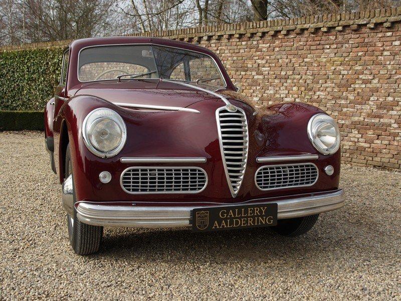 1953 Alfa Romeo 6C 2500 SS 'Super Sport' 116 ever made ...