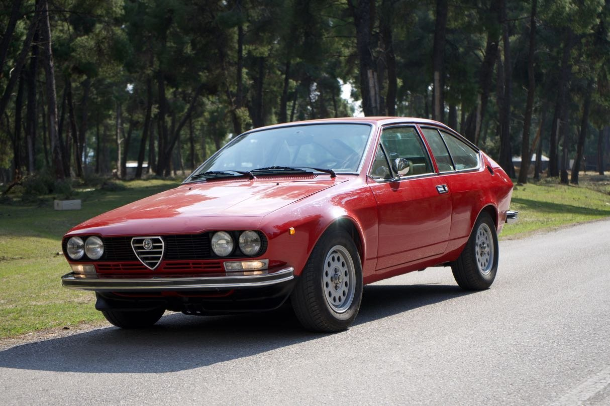 1978 Totally restored Alfetta GT 116-series For Sale (picture 2 of 6)