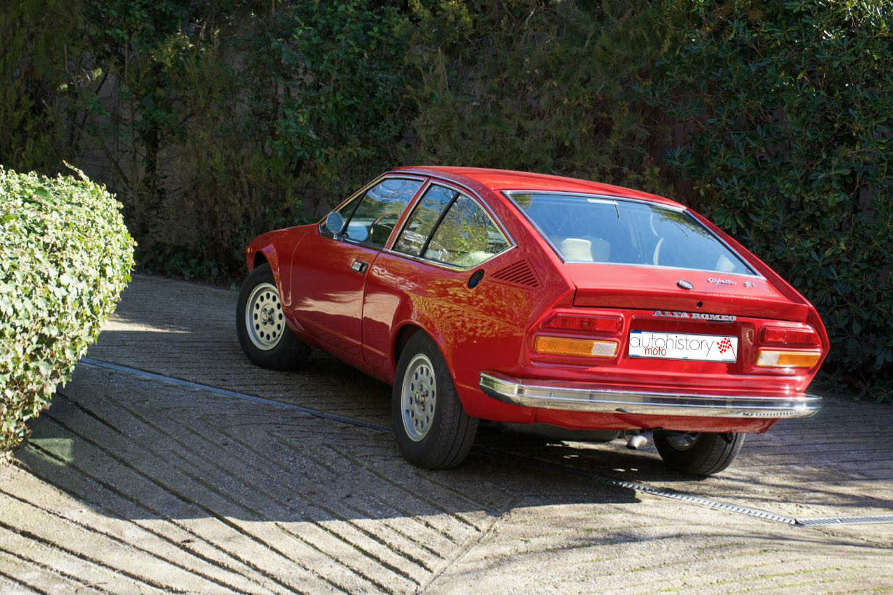 1978 Totally restored Alfetta GT 116-series For Sale (picture 3 of 6)