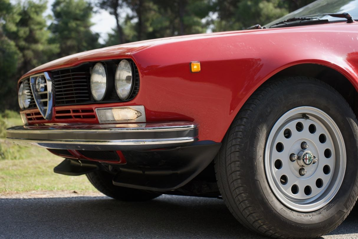 1978 Totally restored Alfetta GT 116-series For Sale (picture 6 of 6)