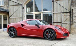 2014 Alfa Romeo 4C First Edition For Sale
