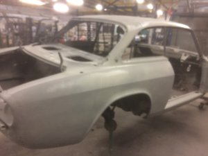 1973 Alfa Romeo 2.0 gtv project