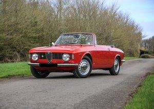 1966 ALFA Romeo Giulia GTC For Sale