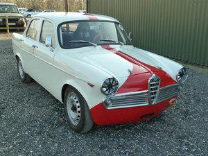 1960 RACING ALFA ROMEO GIULIETTA TI For Sale