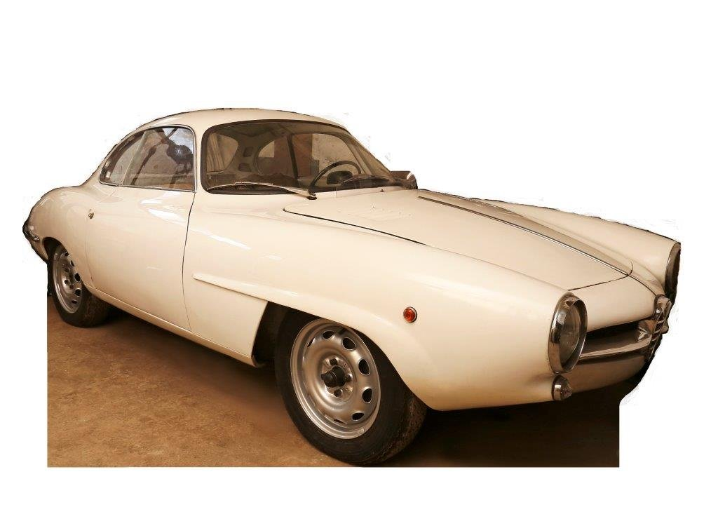 GIULIETTA Sprint Speciale (SS)  1961 For Sale (picture 2 of 6)