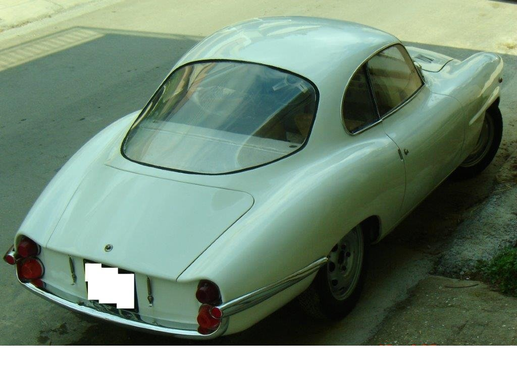 GIULIETTA Sprint Speciale (SS)  1961 For Sale (picture 4 of 6)