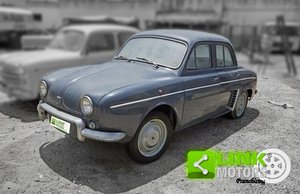 1963 Alfa Romeo Dauphine - RESTAURO PARZIALE - For Sale