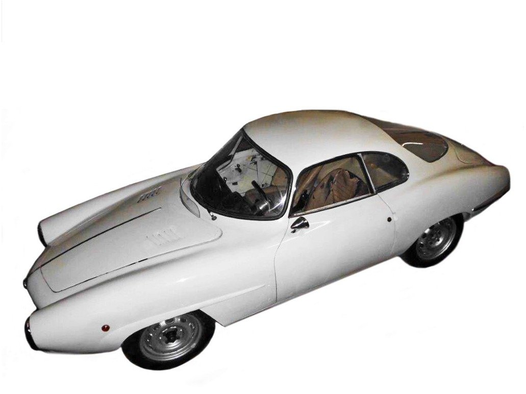 GIULIETTA Sprint Speciale (SS)  1961 For Sale (picture 1 of 6)