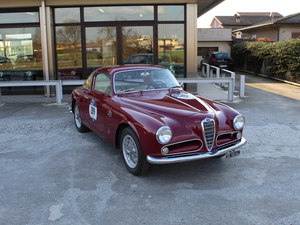 1952 Alfa Romeo 1900 C Pinifarina For Sale