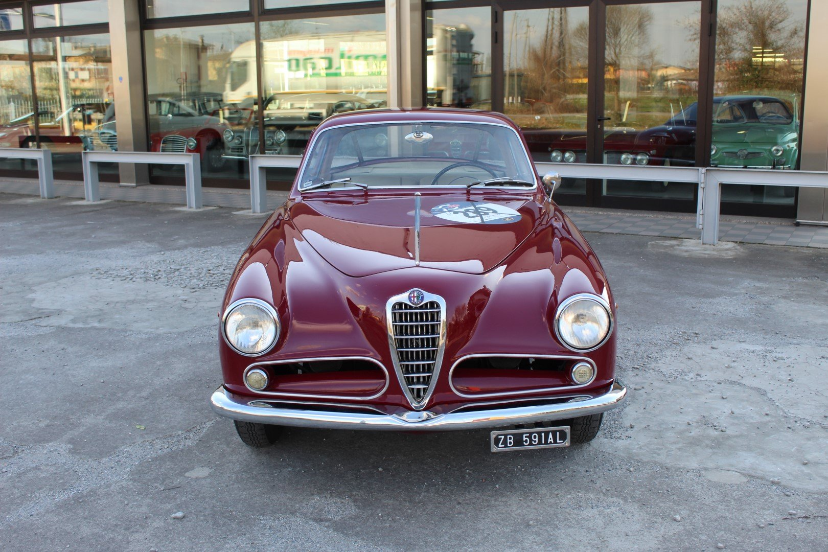1952 Alfa Romeo 1900 C Pinifarina For Sale (picture 2 of 6)