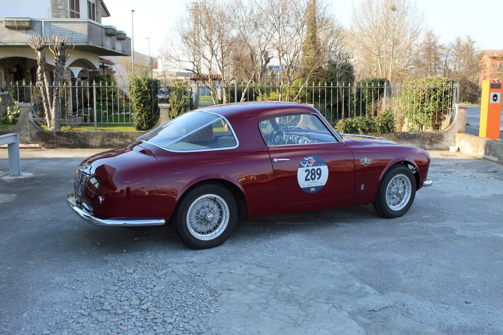 1952 Alfa Romeo 1900 C Pinifarina For Sale (picture 3 of 6)