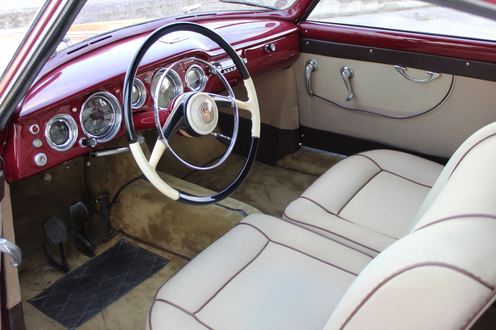 1952 Alfa Romeo 1900 C Pinifarina For Sale (picture 5 of 6)