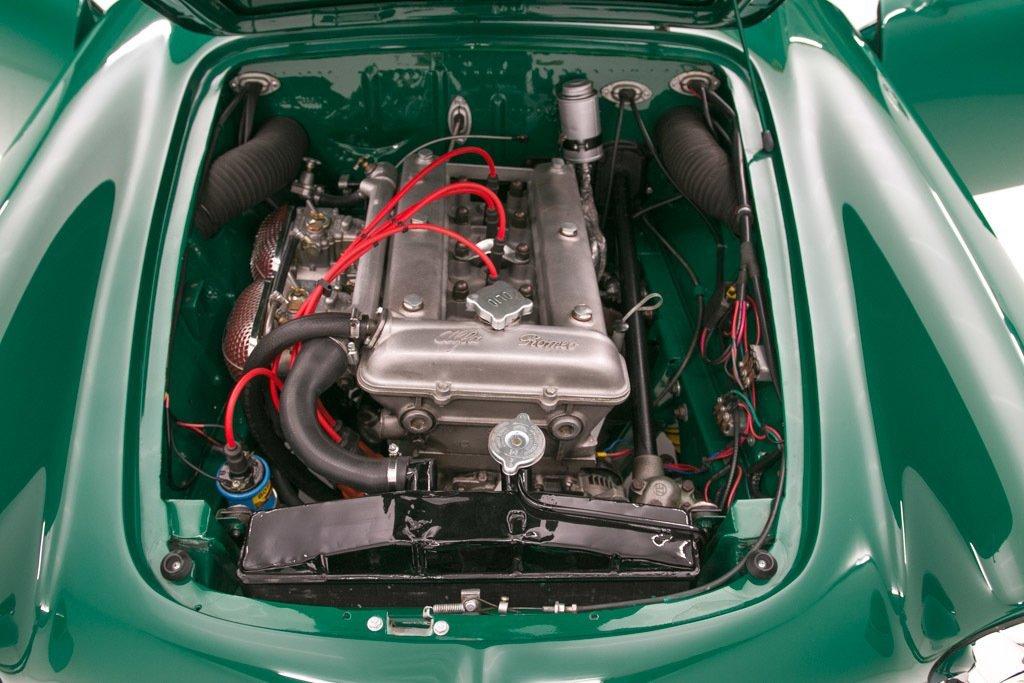 1957 Alfa Romeo Giulietta Spyder = Prepared for Rallies $129 For Sale (picture 6 of 6)
