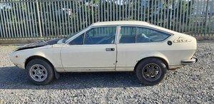 1978  Alfa Romeo Alfetta Gtv 2000 Project For Sale