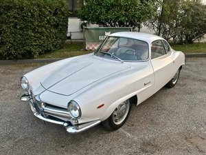 1963 ALFA ROMEO GIULIA SPRINT SPECIALE FULL RESTORATION SOLD