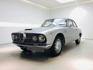 1964 ALFA ROMEO 2600 COUPE SPRINT