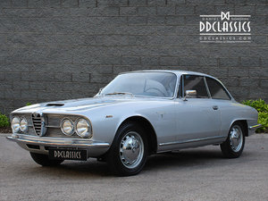 1963 Alfa Romeo 2600 Sprint Coupe By Bertone Turin For Sale  For Sale