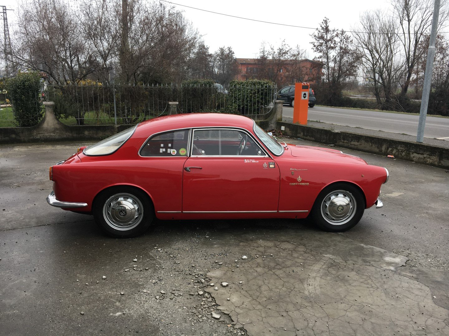 1956 Alfa romeo giulietta sprint veloce alleggerita sva For Sale (picture 3 of 6)