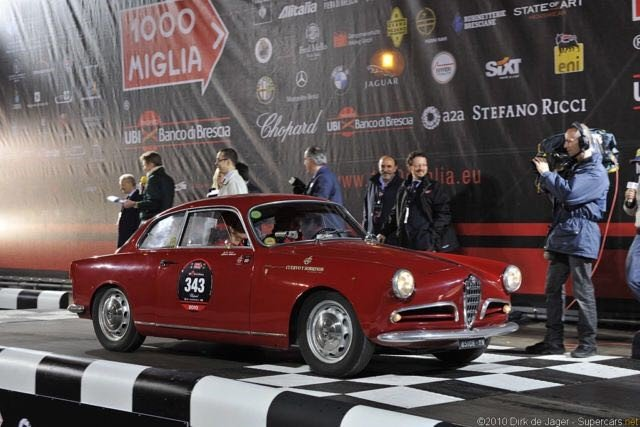 1956 Alfa romeo giulietta sprint veloce alleggerita sva For Sale (picture 6 of 6)