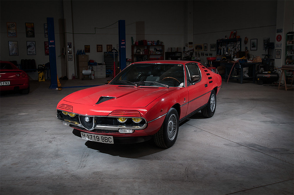 1974 Alfa Romeo Montreal For Sale (picture 1 of 6)